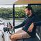 walkaround hors-bord / bimoteur / avec timonerie / de pêche sportive