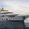 super-yacht de croisière / avec timonerie / open / 5 cabinesDIAMOND 145′Benetti
