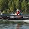 crappie boat hors-bord / à console latérale / de pêche sportive / en aluminium