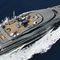 mega-yacht de croisière / avec timonerie / en acier / 5 cabines