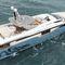 super-yacht de croisière / à fly / coque planante
