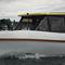 bateau à passagers / in-bord / solaire électrique / remorquable