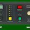 compas de route pour bateau / électronique / vertical / sur étrier