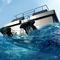 turbine hydrojet pour bateau de travail