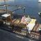 bateau ponton hors-bord / électrique / tri-tube / de pêche sportive