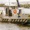 Bateau pour l'aquaculture catamaran ALN 020 'Celtic Prince' Alnmaritec