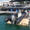 ponton flottant / modulable / d'amarrage / de bateau