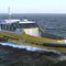 Bateau de service offshore en aluminium FPSV 19W Piriou