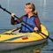 kayak gonflable / de loisir / monoplace