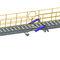passerelle pour ponton / pour navire / télescopique / articulée