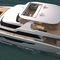 motor-yacht catamaran / offshore / avec timonerie / à déplacement