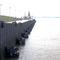 défense pour port / de quai / Yokohama / remplie de mousse