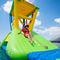 jeu aquatique abri soleil / podium / gonflable