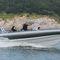 bateau de surveillance / bateau de travail / hors-bord / en aluminium