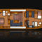 motor-yacht de croisière / traditionnel / à fly / 2 ou 3 cabines