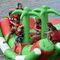 jeu aquatique bouée / coussin / gonflable / flottant