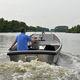 bateau pousseur / in-bord / diesel / en aluminium