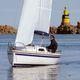monocoque / day-sailer / cockpit ouvert / bout-dehors