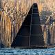 sailing-superyacht de course / cockpit ouvert
