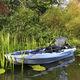 kayak sit-on-top / rigide / de pêche / monoplace