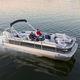 bateau ponton hors-bord / tri-tube / de wakeboard / max. 12 personnes