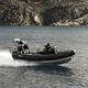 bateau utilitaire / hors-bord / en aluminium / bateau pneumatique semi-rigide
