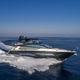 motor-yacht de croisière / à fly / 5 cabines / 8 couchages