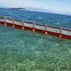 barrage antipollution / flottant / permanent / pour eau calme