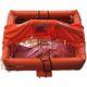 radeau de survie pour navire / ISO 9650-1 / ISO 9650-2 / gonflable