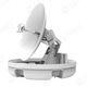 antenne bande Ka / VSAT / pour navire / radôme