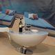 table pour navire / pour bateau / pour yacht / stabilisée