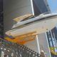 ascenseur à annexes / pour yacht / à jet-ski / sur mesure