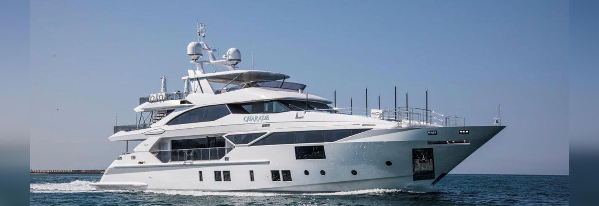 Benetti fournit la sixième charade rapide de 125 yachts