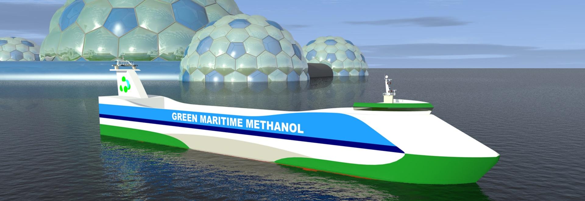 Les chantiers navals néerlandais étudient un combustible de substitution durable