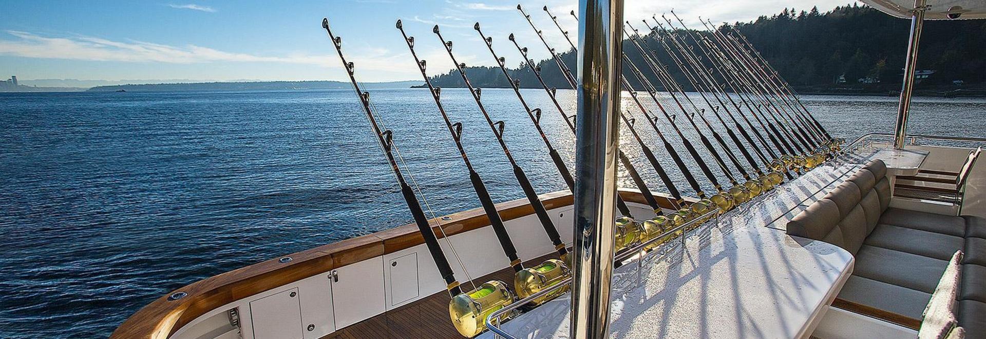 Construit pour chasser : A bord du Nordlund Cazador 37,1m
