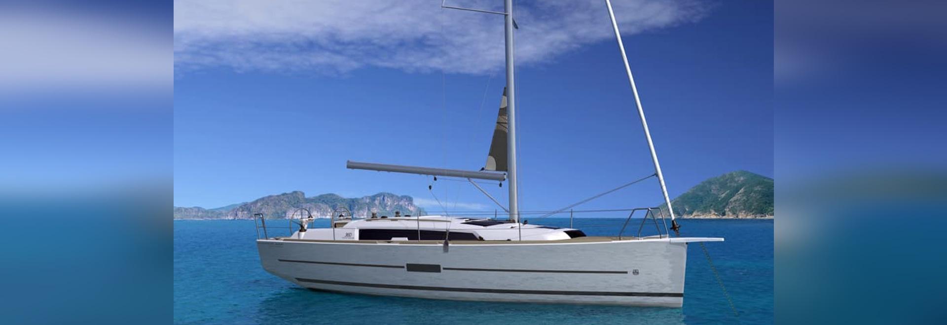 Dufour 360 Grand Large sera sur l'exposition au salon nautique de TheYachtMarket.com Southampton