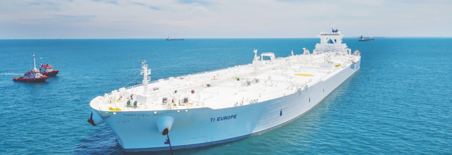 Euronav a déjà possédé l'autre ULCC dans la flotte globale de bateau-citerne, le TI l'Europe (2002 – 442 470 TPL).