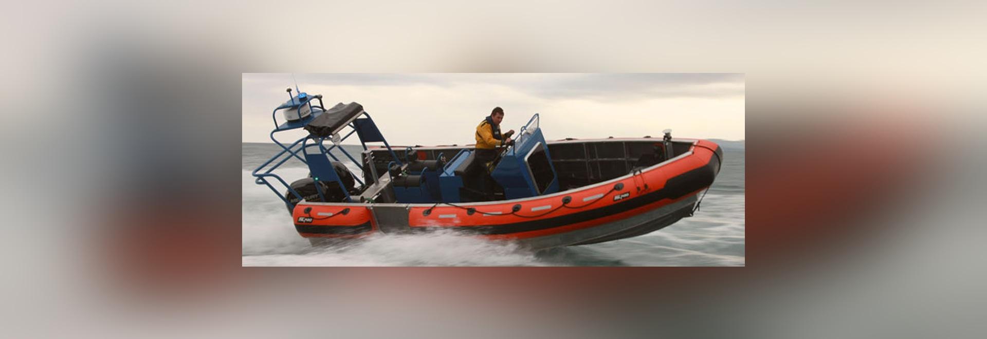 NOUVEAU : bateau de service extérieur par l'International de Zodiac Milpro