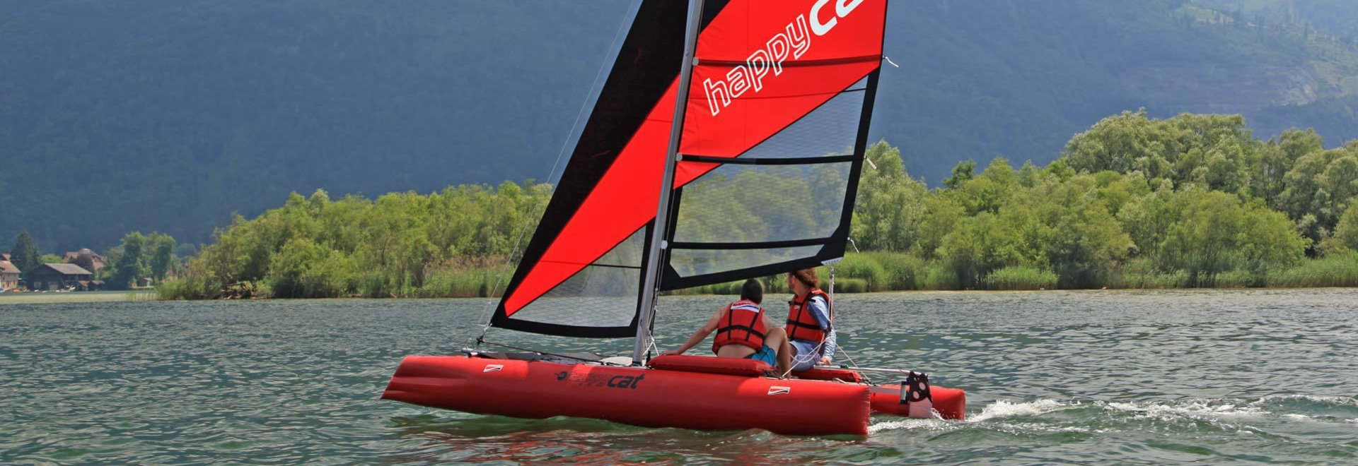NOUVEAU flotteur d'ours pour le catamaran portatif HEUREUX de CAT