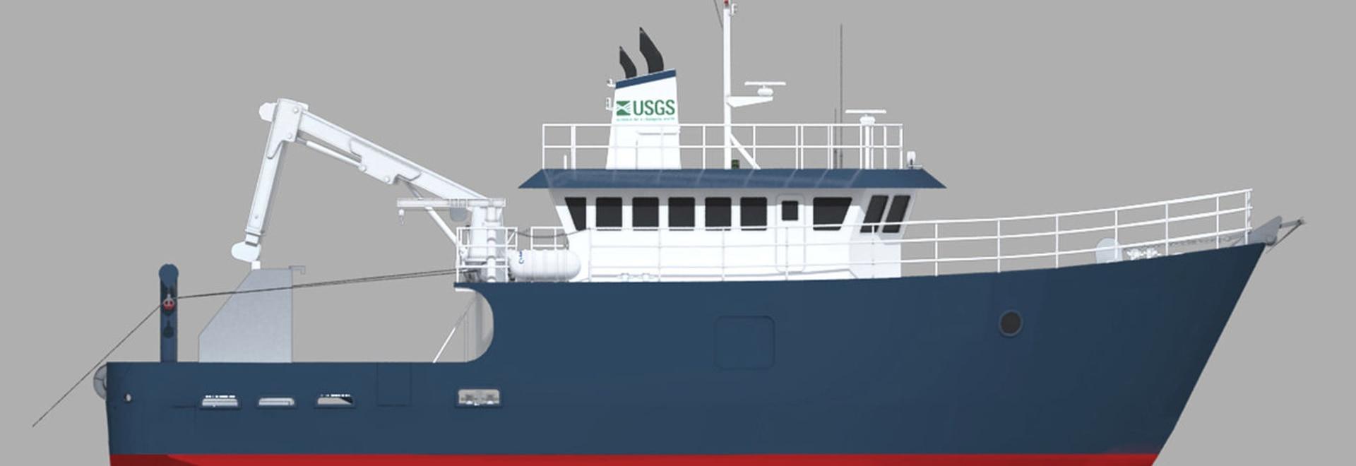 Nouveau navire de recherches de pêche : ARTIQUE