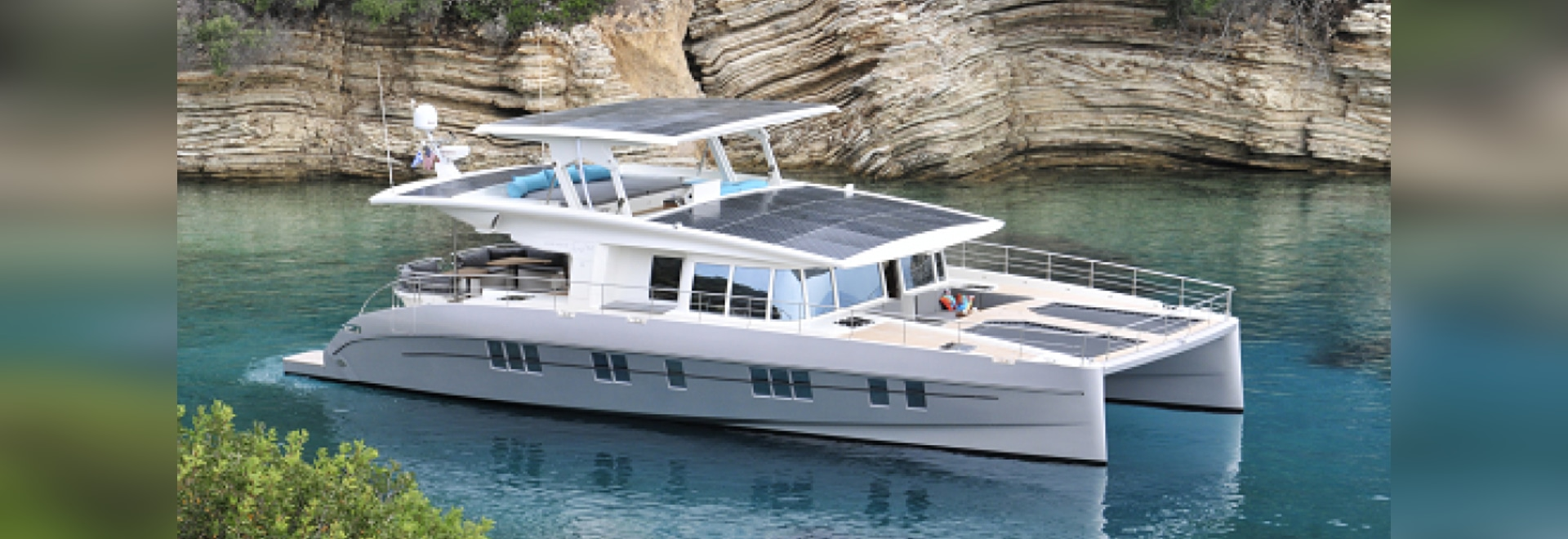Le nouveau Solarwave 64 (courtoisie des yachts de Solarwave)