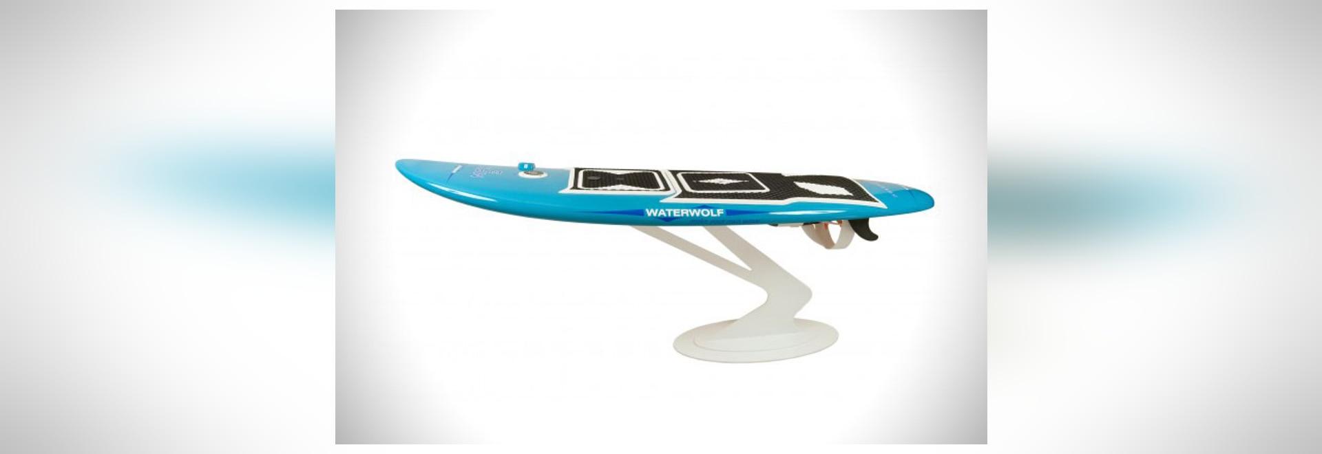 LA PLANCHE DE SURFING ÉLECTRIQUE DE WATERWOLF MXP-3