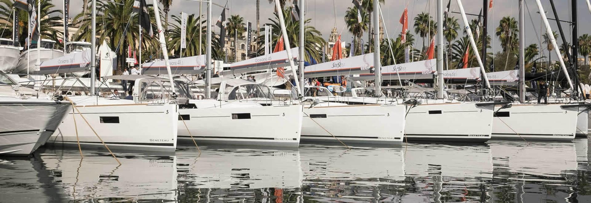 Le salon nautique de Barcelone présente son année plus innovatrice et plus entreprenante