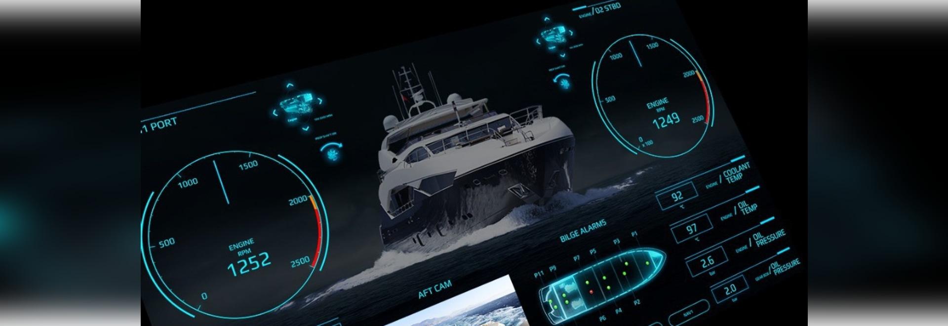 Les systèmes océaniques présente le nouveaux moniteur et système de contrôle