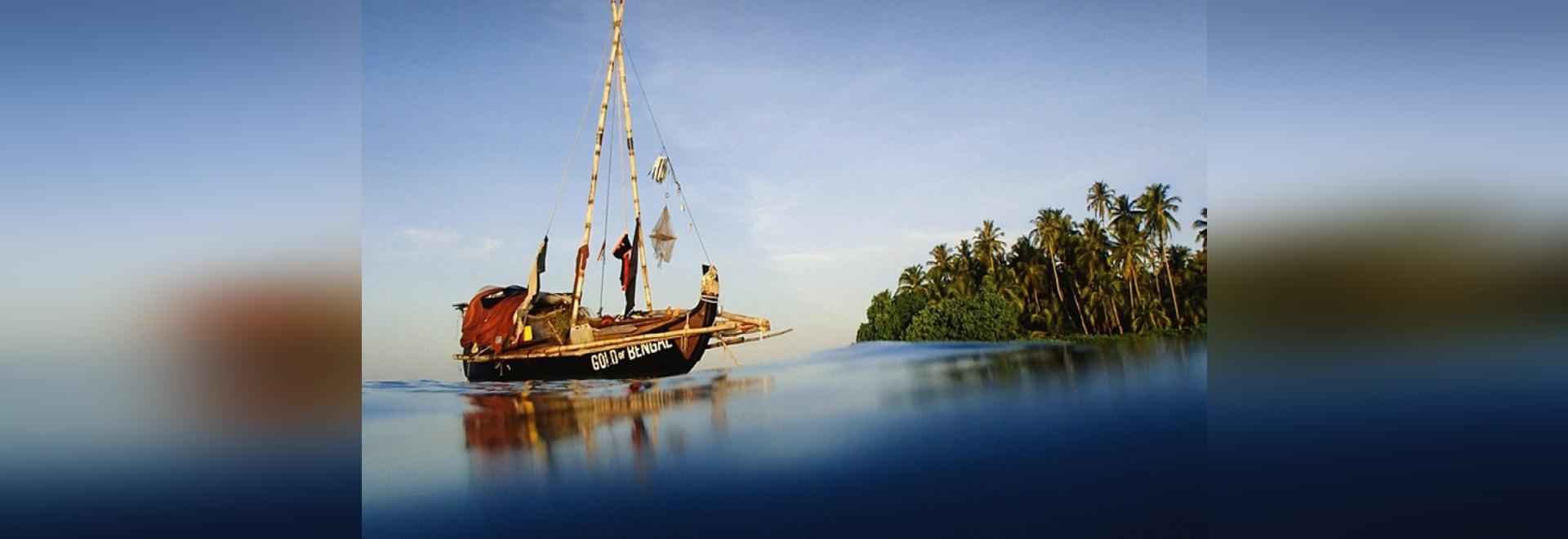 Tara Tari et or du Bengale, voiliers de fibre de jube (courtoisie d'or du Bengale)