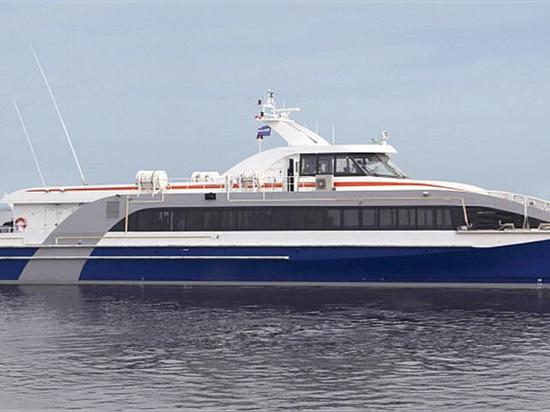 DAMEN jeûnent Ferry® 3609 - navire de passager rapide