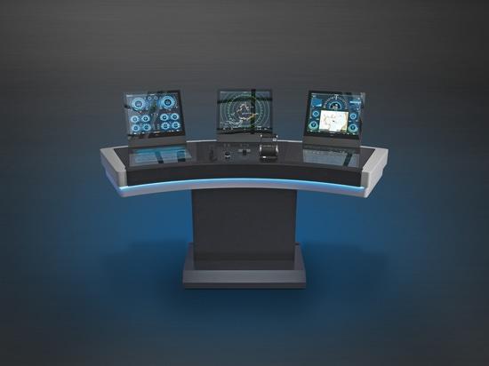 Affichage ultra large SI-19 avec le nouveau système de contrôle électrique