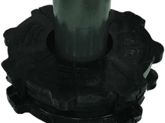 BREEDT flottant l'amortisseur modulaire de roue : Une invitation à l'innovation