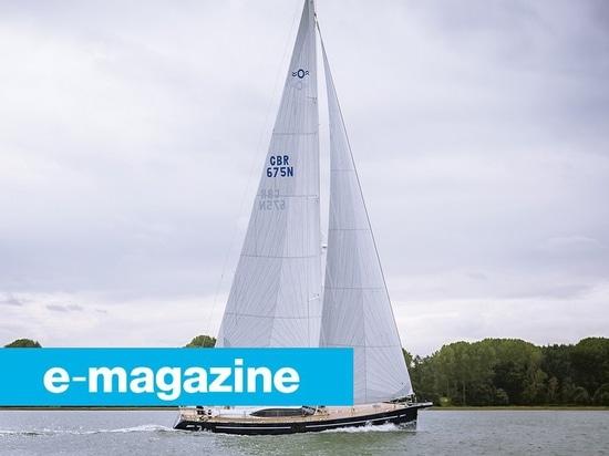 Conclusion d'un espace 70-Foot-Long sur le marché de yacht