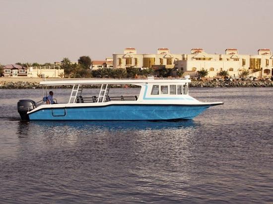 NOUVEAUTÉ : bateau taxi hors-bord by Smart Own